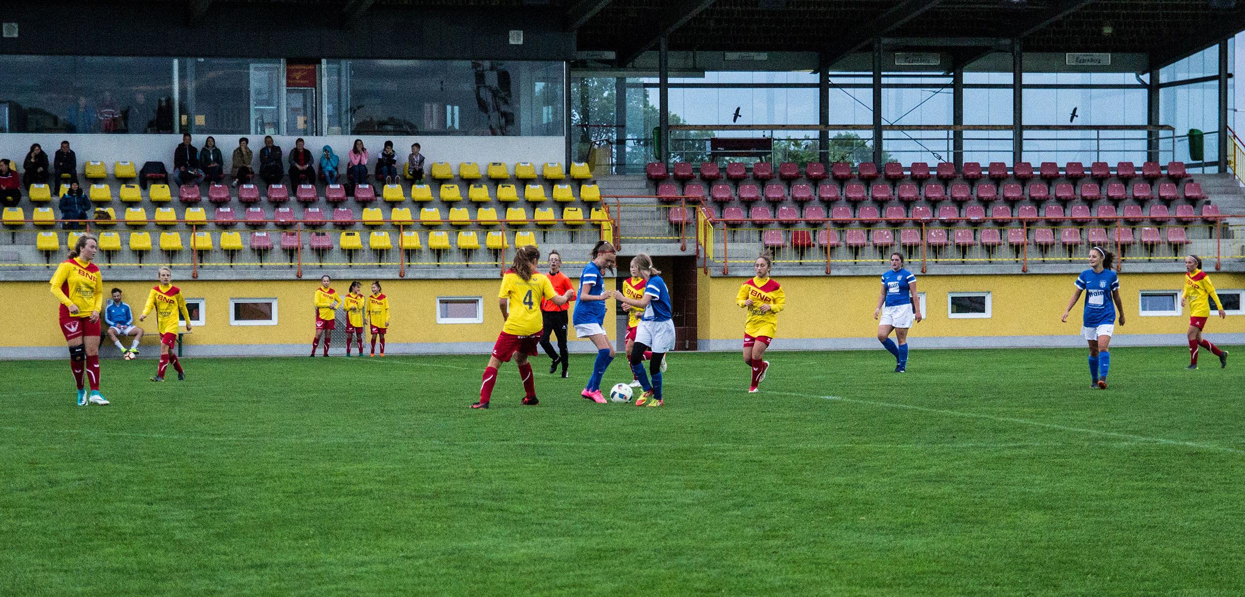 Union Pettenbach vs. SV Scharnstein