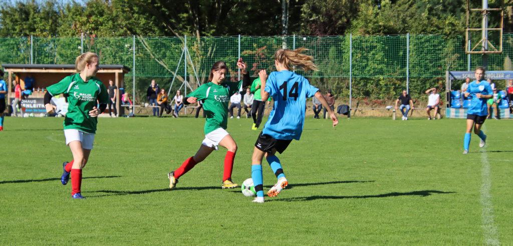 Union Waldneukirchen vs. Union Aspach/W.