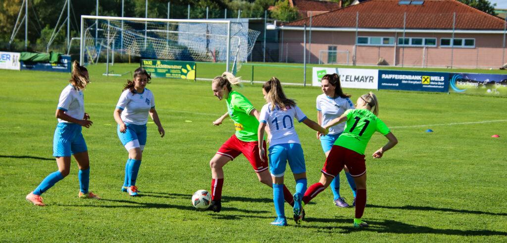 SV Krenglbach vs. SC Schwanenstadt